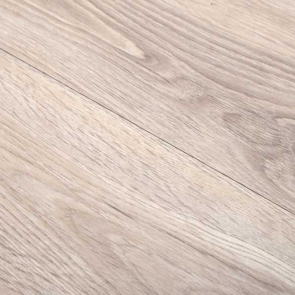 Build Essentials BLVT-FD04020-L Natural Home Wood Imitating 7-1/4' x 48' Luxury Vinyl Flooring (23.33 SF/Carton)