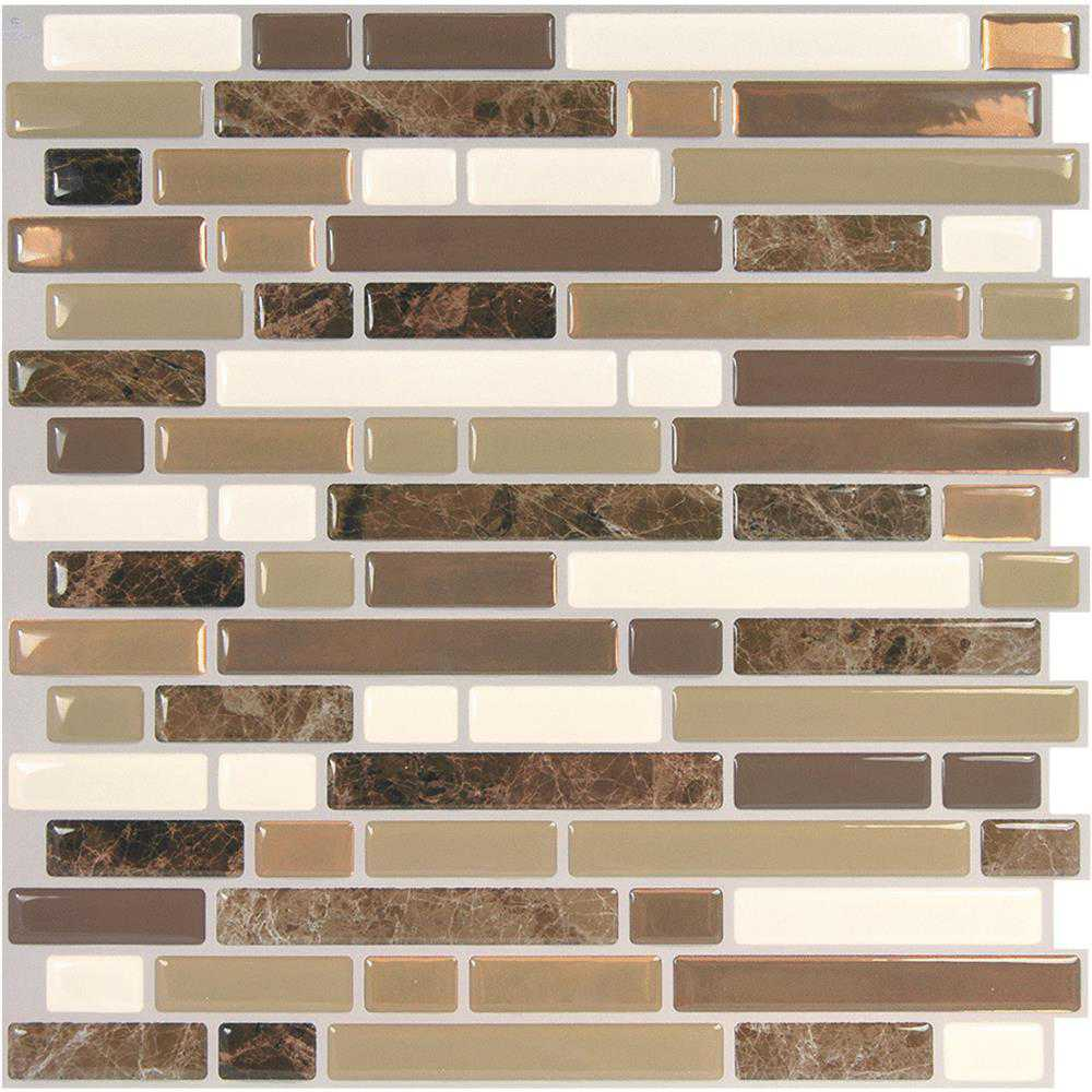 Smart Tiles Bellagio Nola Tile SM1106G-01-QG