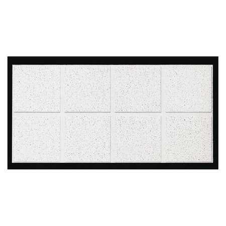 ARMSTRONG Ceiling Tile,24' W,48' L,3/4' Thick,PK10 1760C
